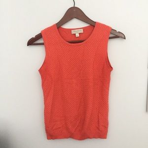 Nordstrom collection orange tank